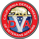 California Department  of Veterans Affairs